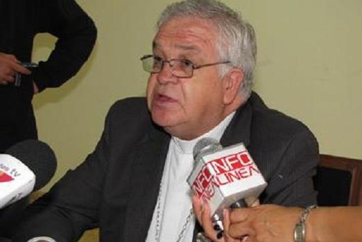 Obispo de Aguascalientes muestra mejoría en su salud