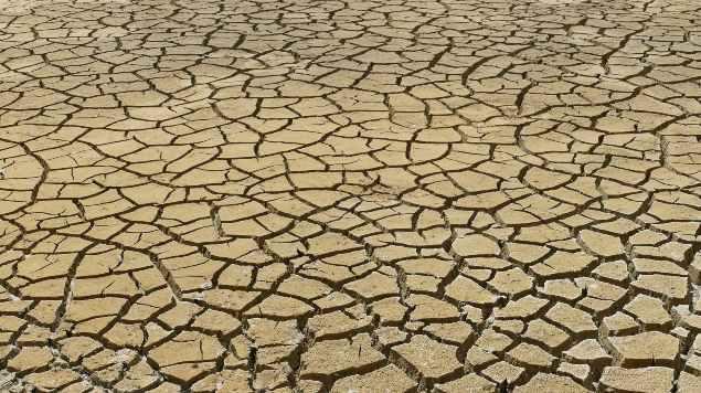 NASA alerta sobre la grave sequía en México