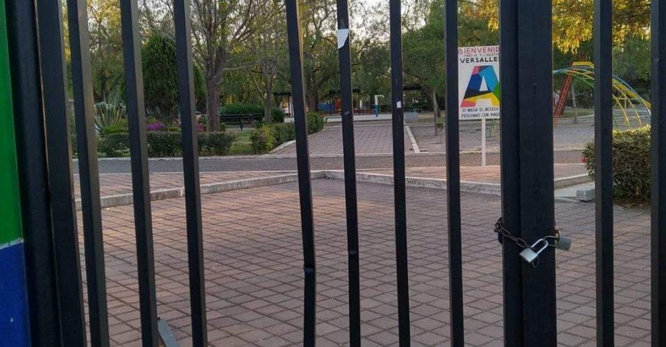 Contingencia es aprovechada para   delinquir también en parques de Aguascalientes : PAN