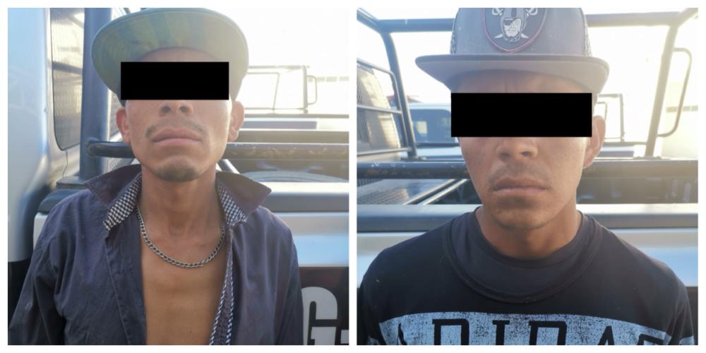 """""""El Duvalin"""" y """"El Roqui"""" fueron detenidos por daños al alumbrado público en Pabellón de Arteaga"""