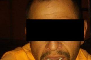 Cae sujeto armado en Rincón de Romos