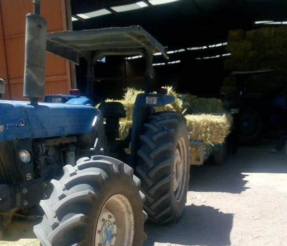 Menor es atropellado por un tractor en Aguascalientes
