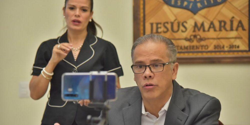 Multarán a quien haga fiestas y reuniones en Jesús María, Aguascalientes