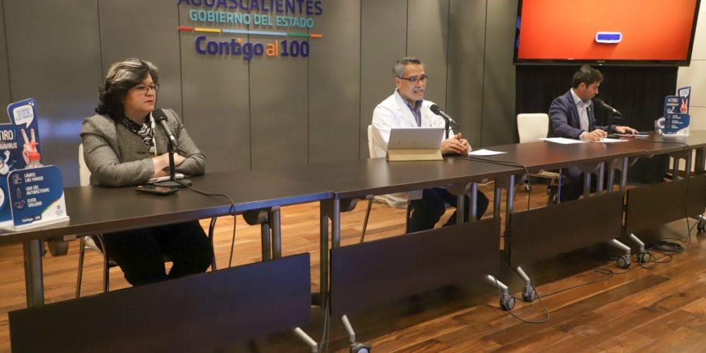 Alerta ISSEA por ola de contagios de Coronavirus en Aguascalientes