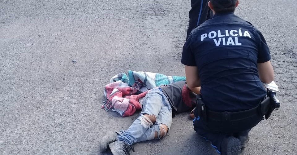 Arrollan y matan a niña de 4 años en Lomas de Oriente