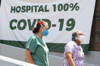 Aumenta a 9,779 el número de muertos por Covid-19 en México