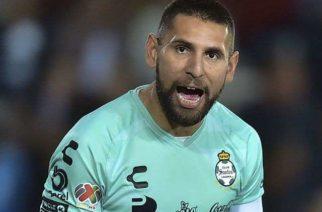 Portero de Santos estaría entre los jugadores que dieron positivo a Covid-19