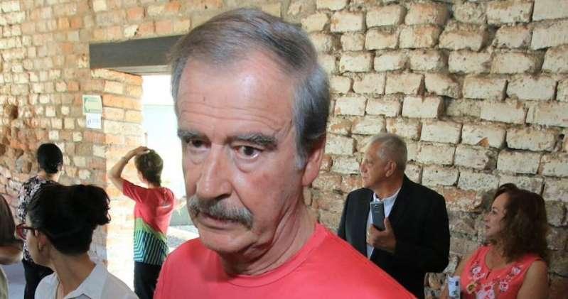 Reaparece Vicente Fox y cuestiona la curva de contagios por Covid-19