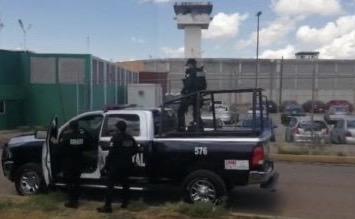 Identifican a los reos que se fugaron del penal de Zacatecas