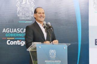 """Aguascalientes debe entrar a la """"nueva normalidad"""" con responsabilidad: MOS"""