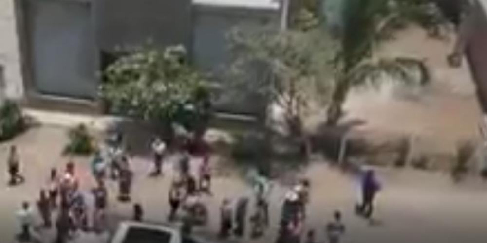 (Video)Con video promocional, presume el CJNG entrega de apoyos a personas vulnerables