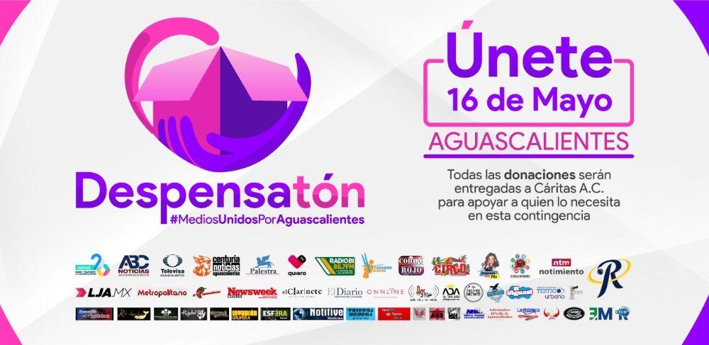 Apoya al Despensatón en Aguascalientes