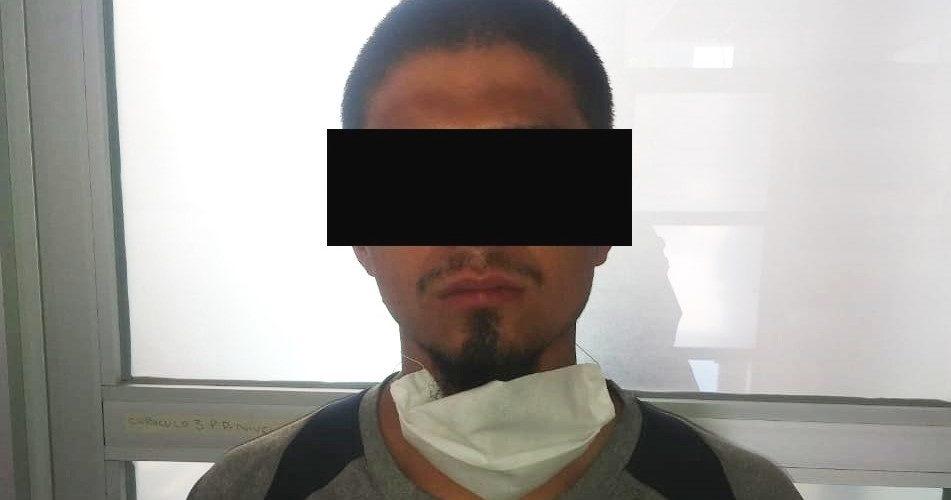 Quiso robarse una malla, pero fue detenido en Aguascalientes