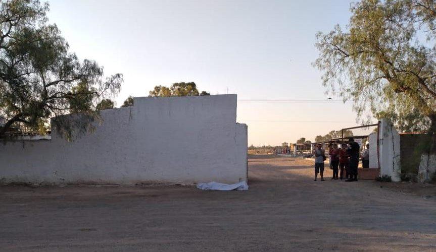 Muere ahogado quincuagenario en El Llano, Aguascalientes