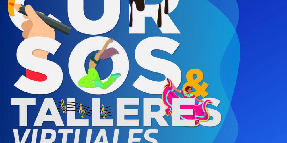 SEDESO ofrece talleres y cursos virtuales