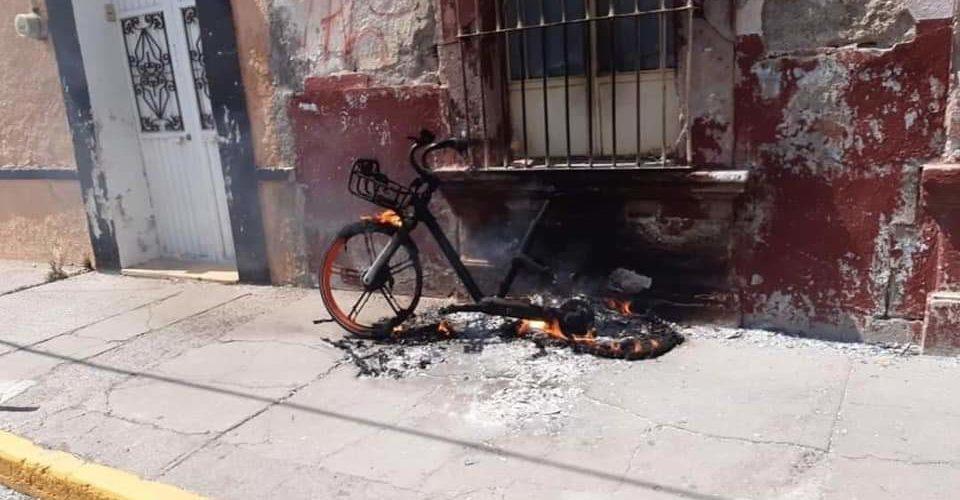 Ofrecen recompensa por información sobre daños a bicicletas de Mobike