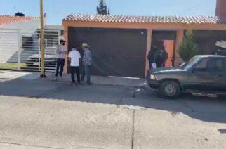 Acuchillan a hombre en su casa para asaltarlo en Aguascalientes