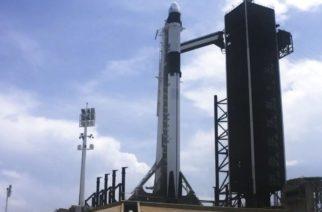 SpaceX manda a 2 astronautas a la Estación Espacial Internacional