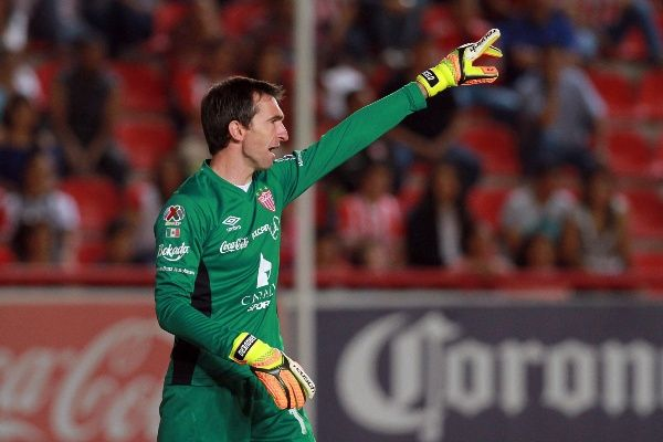 Marcelo Barovero continuaría en Necaxa
