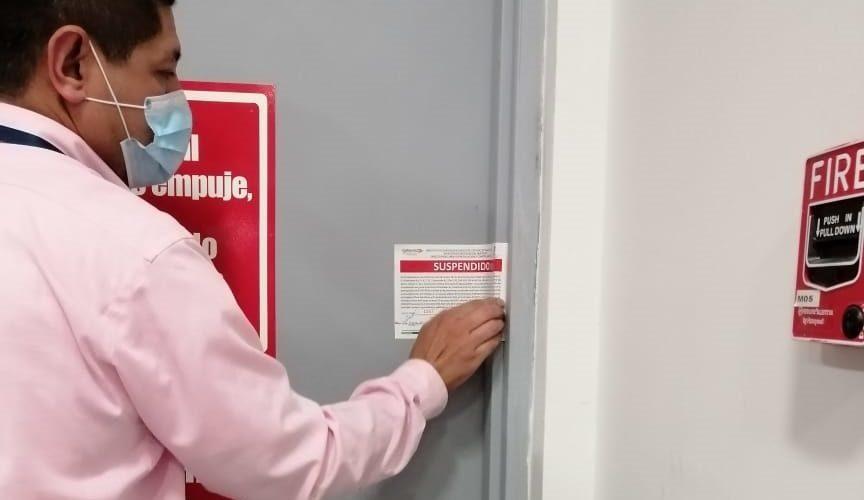Guardia Sanitaria clausura 12 negocios de Aguascalientes por incumplir medidas sanitarias