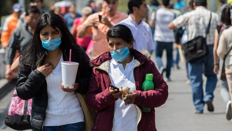Economía mexicana se derrumba 18.9% en el segundo trimestre