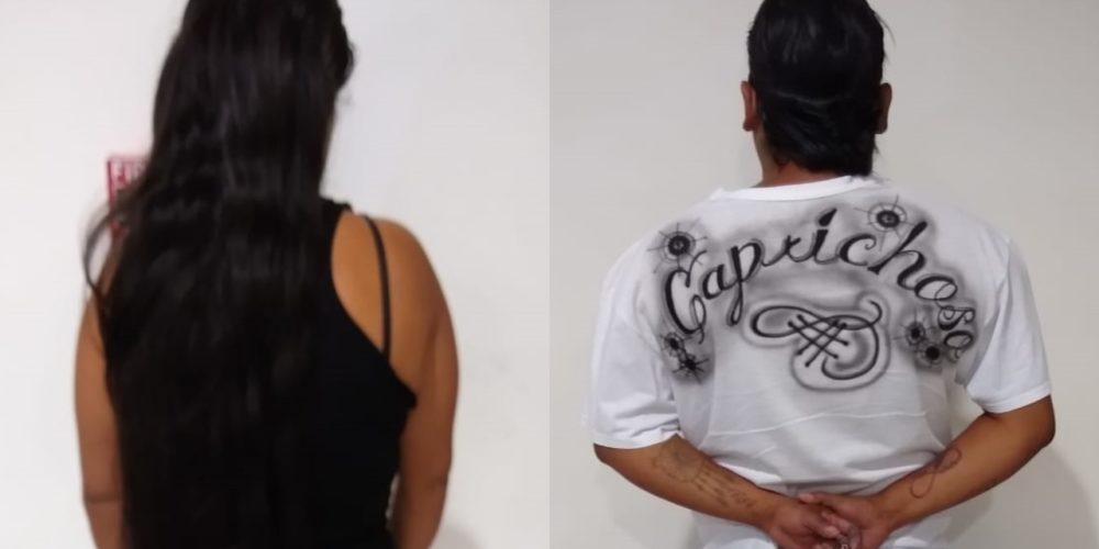 Pareja que vendía drogas en un taxi fue detenida en Aguascalientes