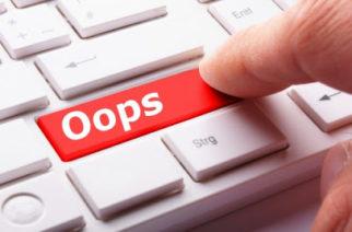 Las razones por las que tus errores pueden ser positivos