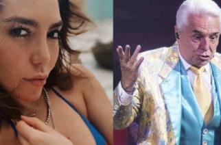 Frida Sofía acusa de morboso y pervertido a su abuelo Enrique Guzmán