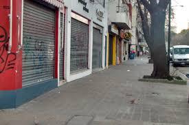 """""""Si no nos mata el coronavirus, nos  va a matar el hambre"""": comerciantes de Aguascalientes"""