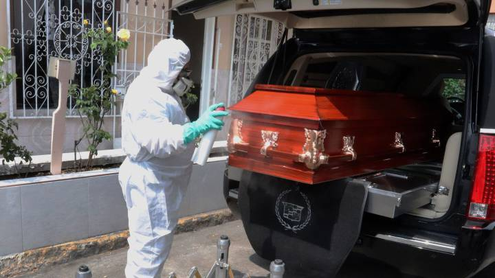 López-Gatell estima 6 mil muertes por coronavirus en México