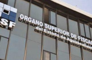 Reanudarán proceso de selección para el nuevo titular del OSFAGS