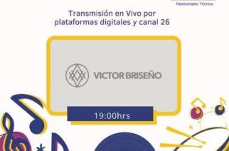 Víctor Briseño estará presente en el Despensatón 2020