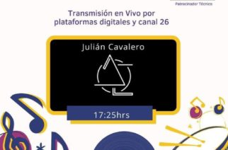 Julián Cavalero estará presente en el Despensatón 2020
