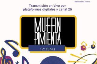 Muffin Pimienta se hará presente en el Despensatón 2020