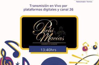 Pichi Macías estará presente en el Despensatón 2020