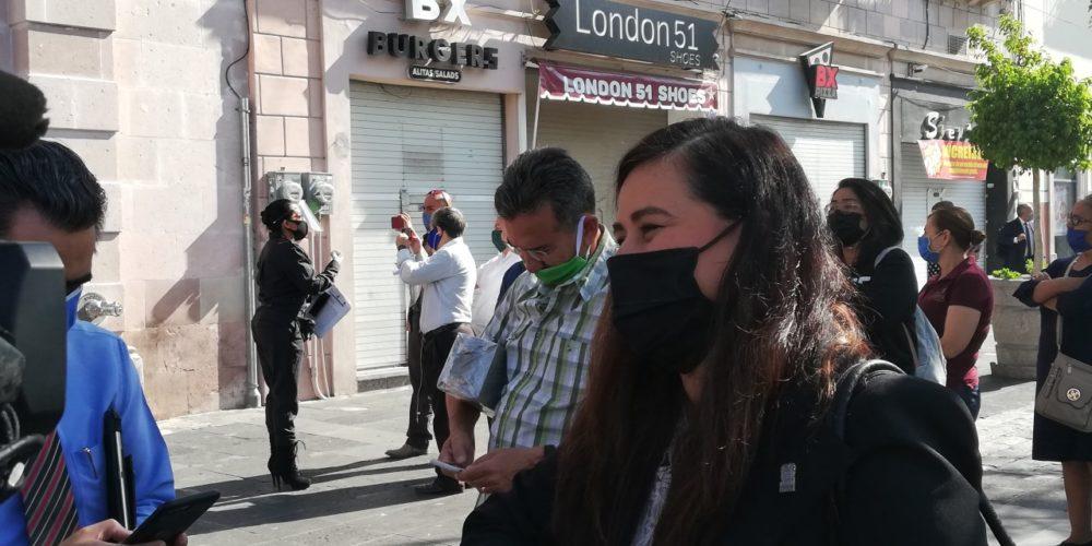 Posible aplicar  toque de queda en   Aguascalientes si la gente no respeta cuarentena: Ramírez