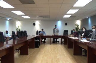 Regaña Alaniz a personal del Congreso de Aguascalientes  por no transmitir sesión de comisión en vivo