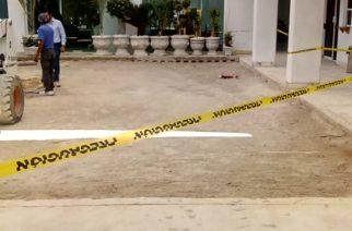 Critican obras de remodelación el alcaldía de Pabellón de Arteaga