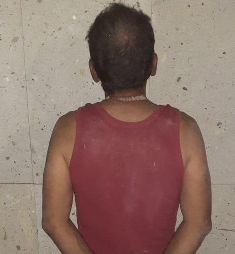 Detienen a Gabriel por robo domiciliario en Aguascalientes