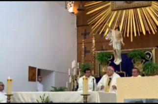 """Regaña Obispo a feligreses que no usan cubrebocas: """"si ustedes creen que es pura payasada, ni vengan a misa"""""""