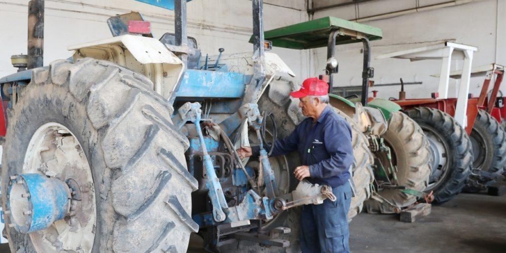 SEDRAE abre convocatoria para renovar tractores usados