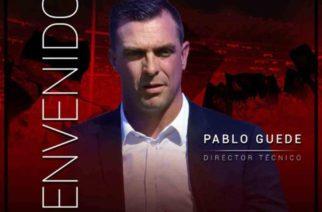 Tijuana presenta a Pablo Guede como su DT