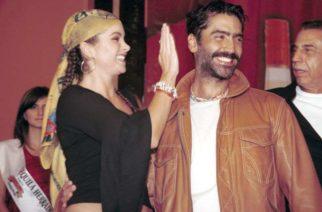 Lucero cuenta el accidente que vivió con Alejandro Fernández en 2005
