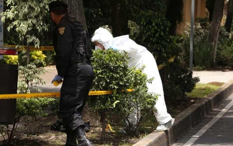 Dan detalles del ataque al Secretario de Seguridad Pública de la CDMX