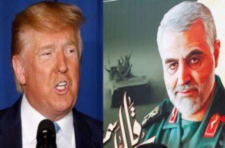 Irán emite orden de arresto en contra de Donald Trump