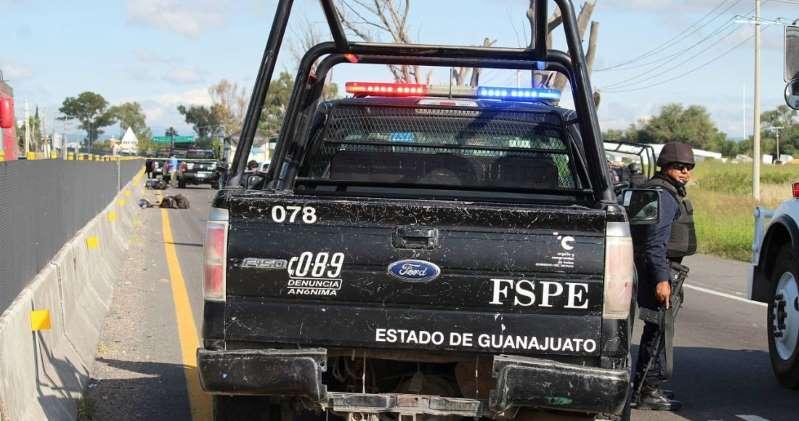 """""""El Marro"""" amenza a la policía de Silao"""