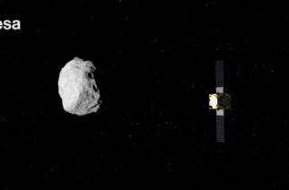 La NASA estrellará una nave espacial contra un asteroide para desviarlo