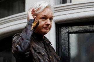 Julián Assange víctima de tortura