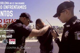 En 72 horas policías de Aguascalientes rescataron a 7 personas del suicidio
