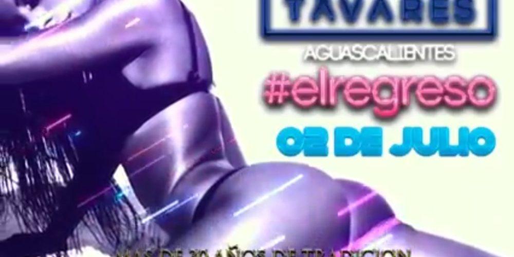 Alistan reapertura de la zona de tolerancia de Aguascalientes para este 2 de julio